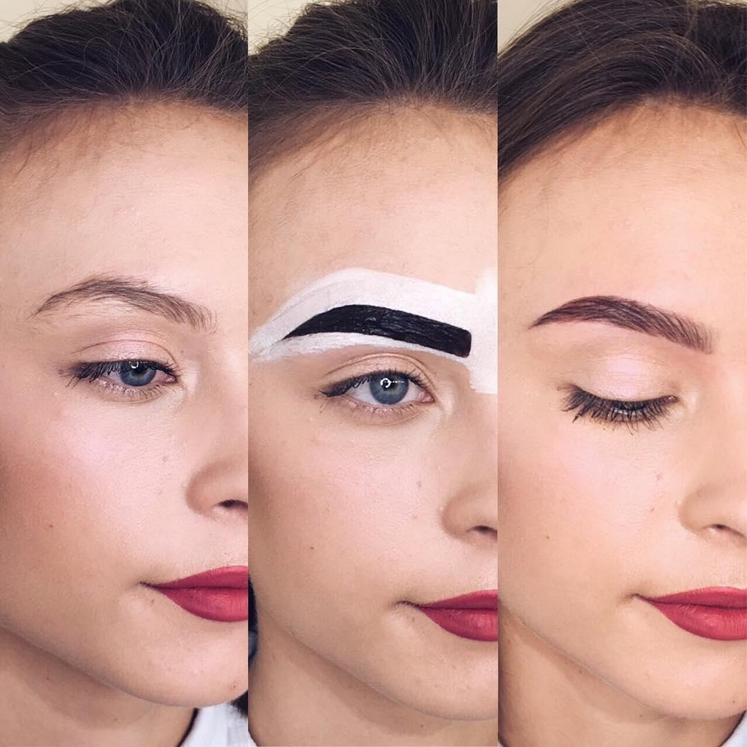 фото неудачного макияжа звезд